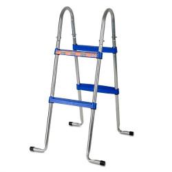 Escalera tipo tijera para piscina desmontable 98 cm Gre AR10