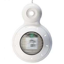 Foco proyector LED blanco retorno piscina Gre PLPB14