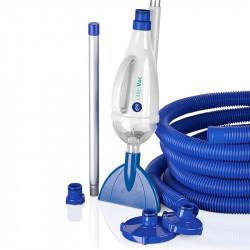 Kit limpiafondos aspiración Little Vac Gre 08011A