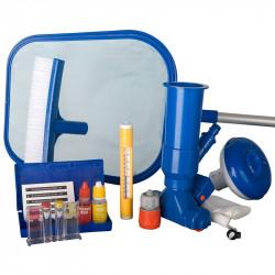 Kit de mantenimiento piscina desmontable Gre 08050