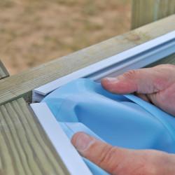 Liner para piscinas de madera Sunbay CIRCULAR