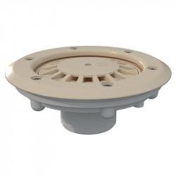 """Boquilla de fondo R- 2"""" para piscina liner y prefabricada"""