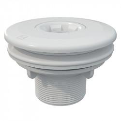 Boquilla de impulsión Multiflow roscar para piscinas liner