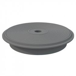 Tapa y marco circular skimmer 15 L.