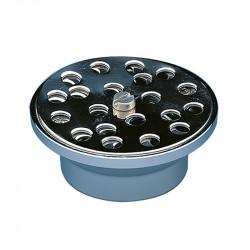 Boquilla de impulsión reja regulable inox. AISI 316