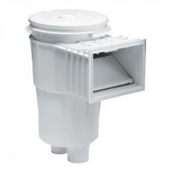 Skimmer 17,5 l boca estándar piscina hormigón