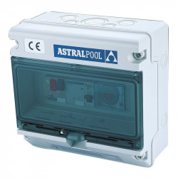 Armario de maniobra 1 bomba AstralPool
