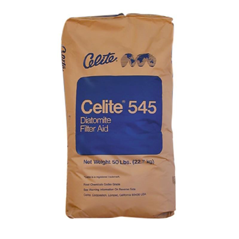 Saco de diatomeas Celite 545 25 kg.