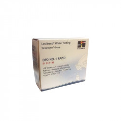 Tabletas Dpd Nº1 Rapid 250 Und