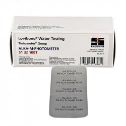 Tabletas Alcalinidad-M Total 100Un.