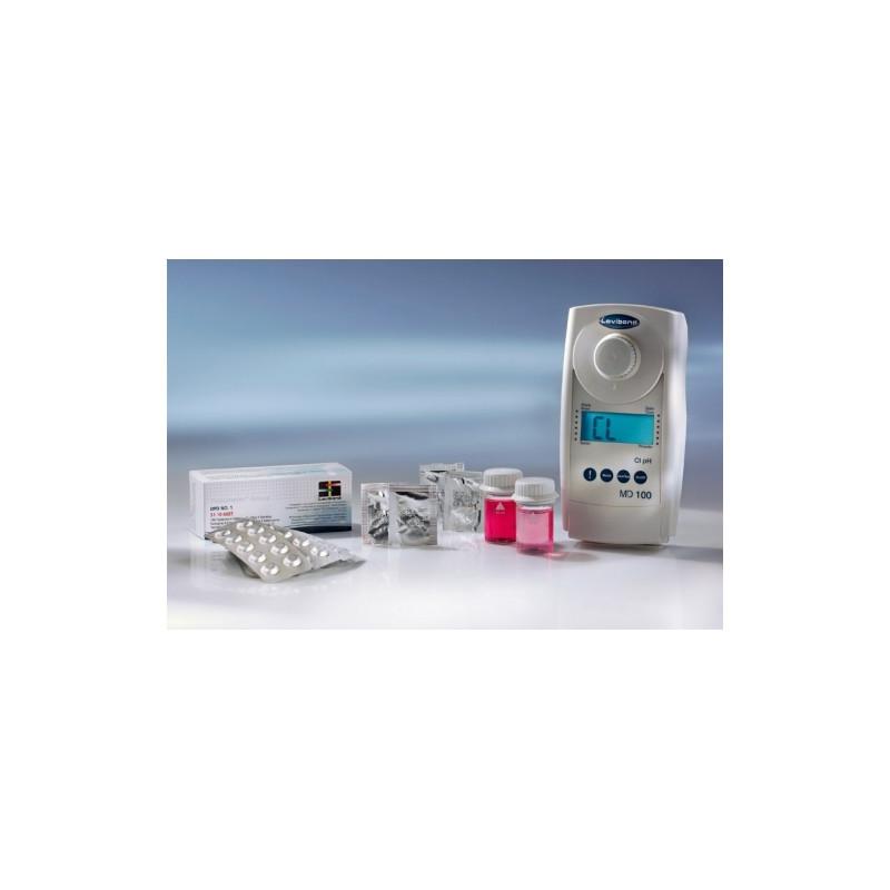 Fotometro Md100 5 In 1 Cl/Ph/Cys/Alk/Dur