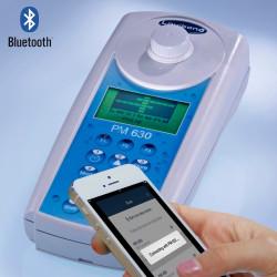 Fotómetro 630 34 En 1 + Bluetooth