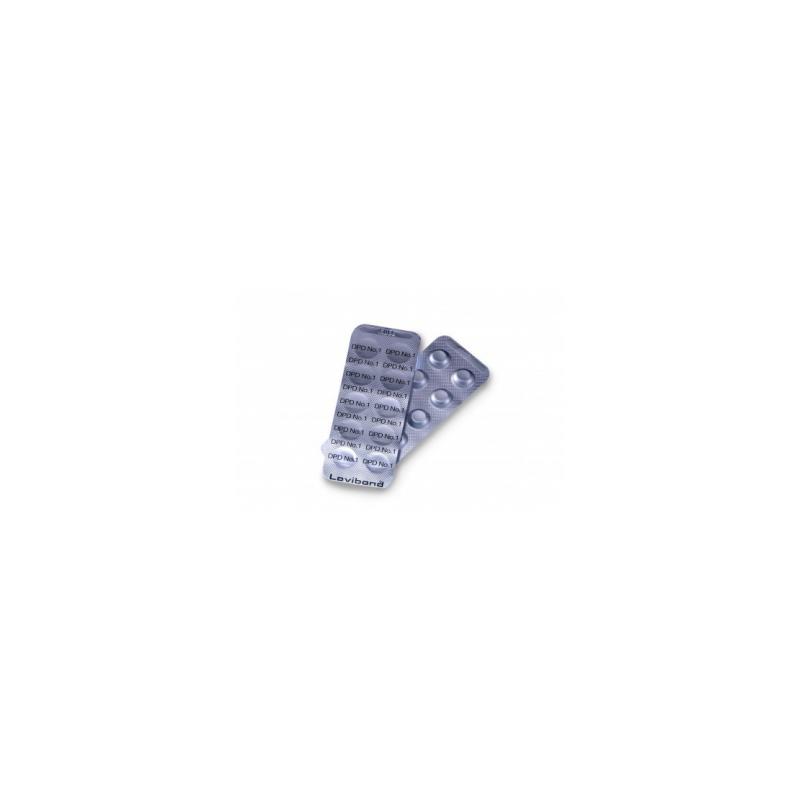 Tabletas Reactivo Alcalinidad Total