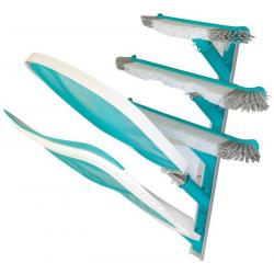 Colgador metálico para material limpieza- gama Confort