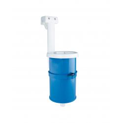 Skimmer flotante. caudal 5 m3/h