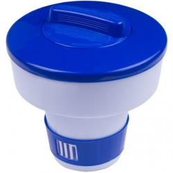 Dosificador flotante de cloro media capacidad