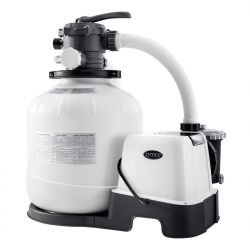 Combo depuradora arena y clorador salino Eco Intex 410 mm