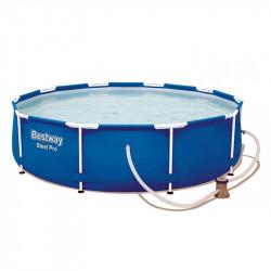 Demountable swimming pool Bestway SteelPro 305x76cm + filter