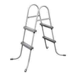Escalera para piscinas desmontables Bestway 84 cm.