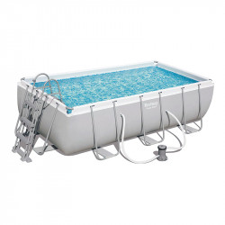 Swimming pool Bestway Power Steel 404x201x100 cm with filter