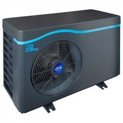 Heat Pump for demountable pool with 0.900 Kg refrigerant R32