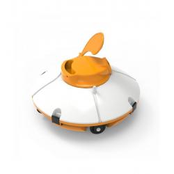 Limpiafondos automático de batería Frisbee