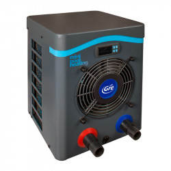 Heat Pump for demountable pool with 0.2 Kg refrigerant R32