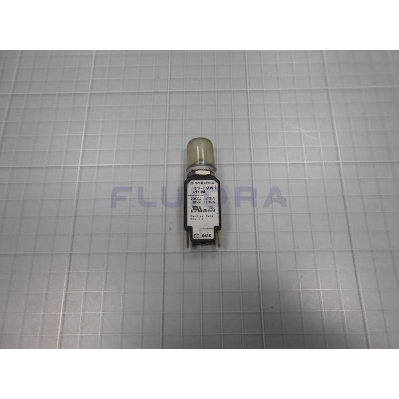 Protector Termico Rearmable(11/2 Cv230Ii