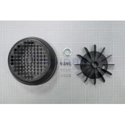 Conjunto ventilador tapa Victoria Plus Silent 1,5 a 3 CV