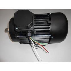 Motor 4Cv Eje 316 230/400 Neg