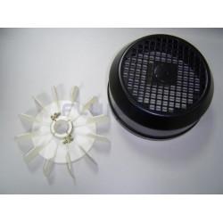 Conjunto Ventilador-Tapa C,90 4,5-5,5 Vernis