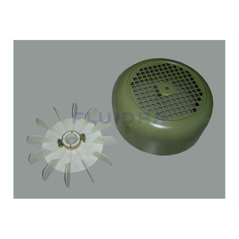 Ventilador 33998 De Bronce