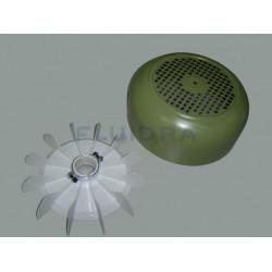 Conjunto Ventilador + Tapa 7,5-15 Hp