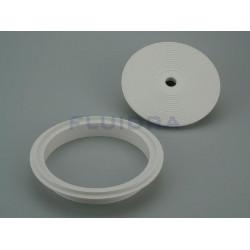 Tapa Y Aro Skimmer Circular