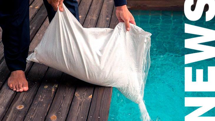 artículo sobre cloración salina en piscinas
