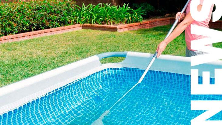 Cómo usar un limpiafondos en tu piscina