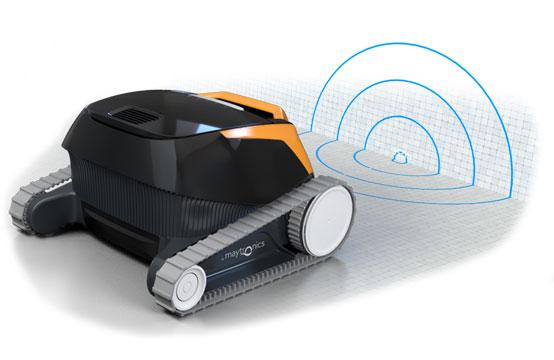 Sensor de navegación Doplhin E20