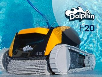 Limpiafondos Dolphin E20 de Maytronics